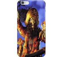 Curse of monkey island iPhone Case/Skin