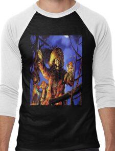 Curse of monkey island Men's Baseball ¾ T-Shirt