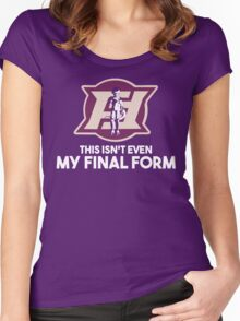 This Isn't Even My Final Form Women's Fitted Scoop T-Shirt