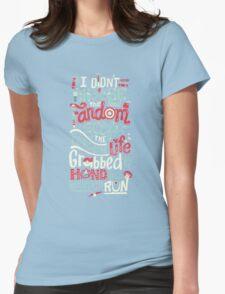 Fandom Life Womens Fitted T-Shirt