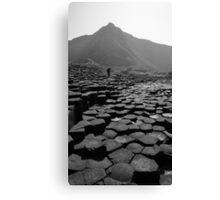 Causeway of Giants Canvas Print