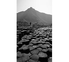 Causeway of Giants Photographic Print