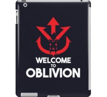 Welcome to Oblivion iPad Case/Skin