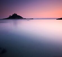 St Michaels Mount by Sarin