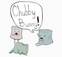 Chubby Bunny by SecretSyu