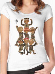 Monsta X Women's Fitted Scoop T-Shirt