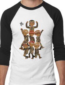 Monsta X Men's Baseball ¾ T-Shirt