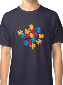 Jigsaw puzzle Classic T-Shirt