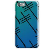 Blue Dragon Flies iPhone Case/Skin