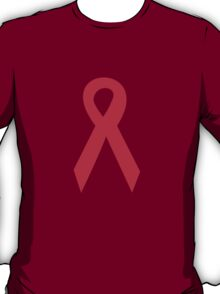 Aids ribbon T-Shirt