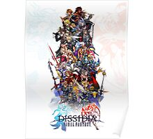 dissidia all stars Poster