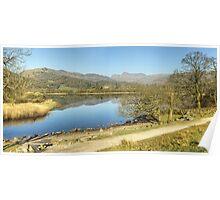 Elterwater,English Lake District Poster