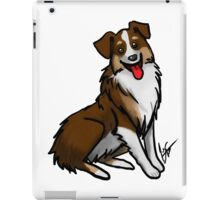 Australian Shepherd - Tri Color iPad Case/Skin