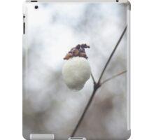 White Berry iPad Case/Skin