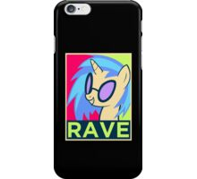 RAVE iPhone Case/Skin