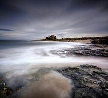 Bamburgh Castle by Roddy Atkinson