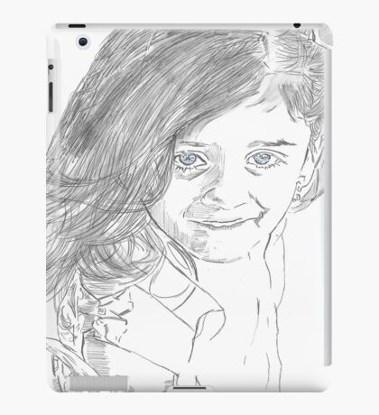 Dream Girl iPad Case/Skin