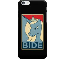 BIDE iPhone Case/Skin