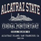 ALCATRAZ STATE by GUS3141592