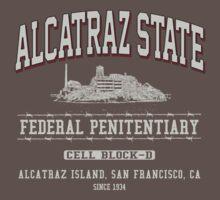 ALCATRAZ STATE Kids Clothes