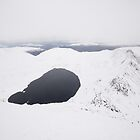 Striding Edge and Red Tarn by CumbrianRambler