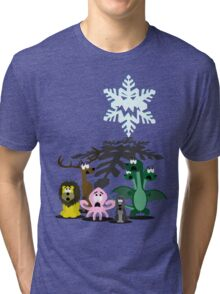 Winter is coming... Tri-blend T-Shirt