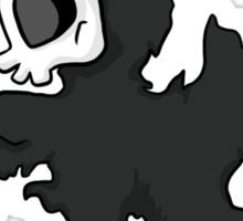 cute death 2 Sticker