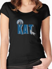 Minnesota's KAT Women's Fitted Scoop T-Shirt