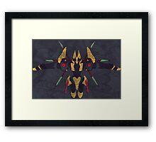 Gawain Knightmare Framed Print