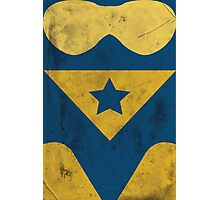 Booster Gold Photographic Print