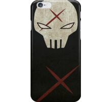 X iPhone Case/Skin