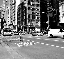 West 42nd Street by XD  Photography