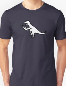 T-Rex VS Religion Unisex T-Shirt