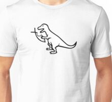 T-Rex VS Religion Unisex T-Shirt