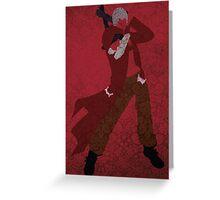 Dante Greeting Card