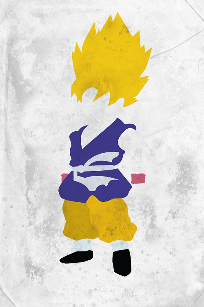 Goku SSJ by jehuty23