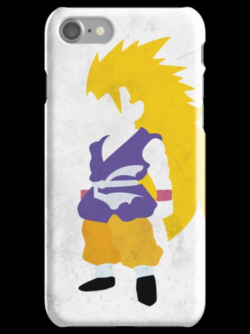 Goku SSJ3 by jehuty23