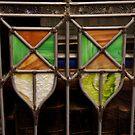 Glass Ornamentation by AuntieJ