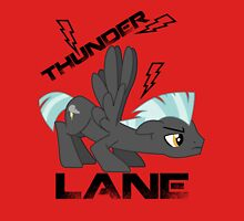 Thunder Lane WITH TEXT! Unisex T-Shirt