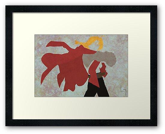 Edward Elric by jehuty23