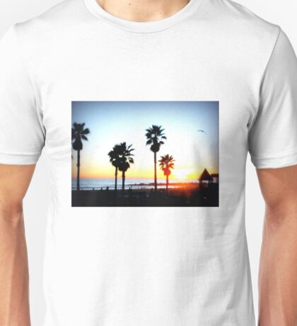 Palms Venice Beach Unisex T-Shirt