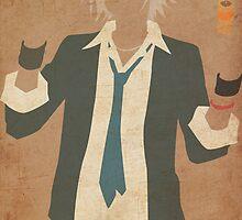 Hayato Gokudera by jehuty23