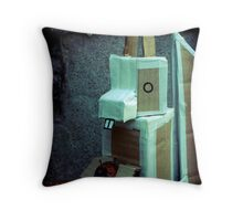 sky squirrel  Throw Pillow