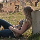 she's taking pictures of dead people by Jennifer Rich