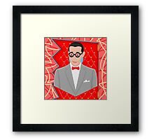 Thats My Name Don't Wear It Out Framed Print