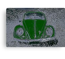 VW Beetle 1 Canvas Print