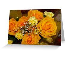 Cheerfully romantic Greeting Card