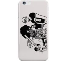Seven Evil Exes iPhone Case/Skin