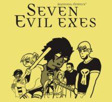 Seven Evil Exes Kids Clothes