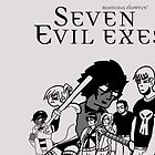 Seven Evil Exes by Andrew Kinsey
